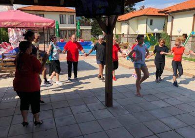 Танцов лагер (2)